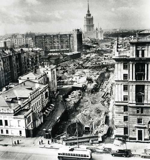 Ảnh hiếm cuộc sống người dân Liên Xô những năm 1960-8