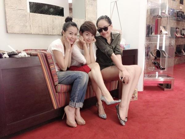 Những tình bạn ít được nhắc trên báo của showbiz Việt-1