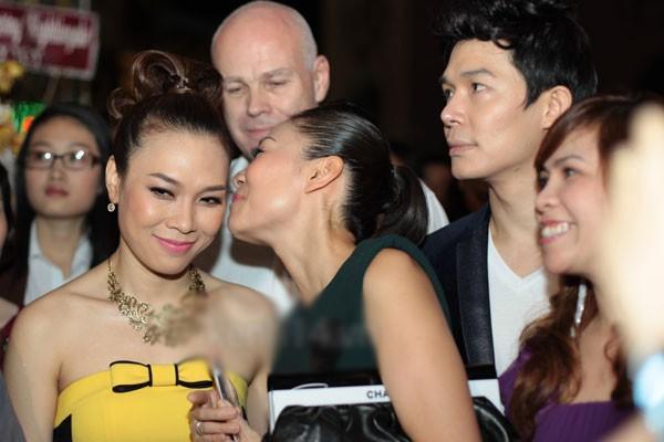 Những tình bạn ít được nhắc trên báo của showbiz Việt-4