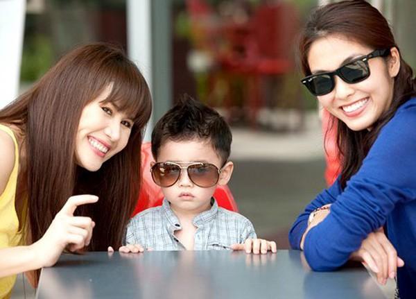 Những tình bạn ít được nhắc trên báo của showbiz Việt-7