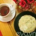 Bếp Eva - Bánh Trung thu dẻo lá dứa nhân sữa dừa