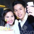 Làng sao - Hot: Lộ diện chồng sắp cưới của HH Diễm Hương