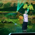Làng sao - Sân khấu Giọng hát Việt nhí bất ngờ bị sập