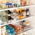 Nhà đẹp - Mẹo thông minh sắp xếp tủ lạnh siêu gọn