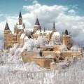 Nhà đẹp - Lâu đài tráng lệ giữa biển mây