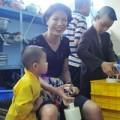 Làng sao - Trang Trần làm từ thiện sau ồn ào với CĐKT 2014