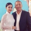 Làng sao - Phạm Quỳnh Anh duyên dáng bên chồng nơi xứ Hàn