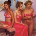 """Thời trang - Hé lộ nội y thuở """"sơ khai"""" của Victoria's Secret"""