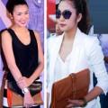 Thời trang - Chơi túi hiệu phải sành điệu như Tăng Thanh Hà