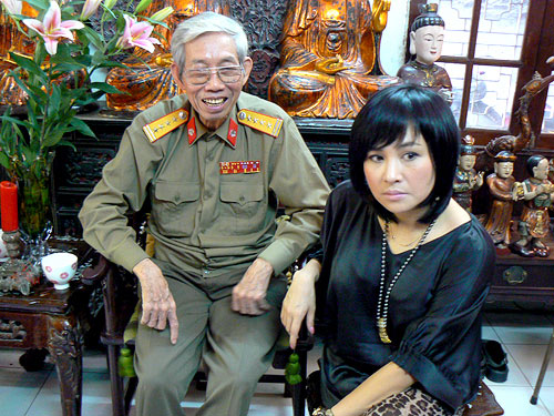 "thanh lam he lo cuoc song voi ""nguoi dan ong giau mat"" - 2"