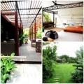 Nhà đẹp - Nhà vườn 3.000 mét ở Sài Gòn lên báo nước ngoài