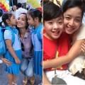 Làm mẹ - Sao Việt nô nức khoe ảnh con đi khai giảng