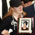 Làng sao - Đẫm nước mắt trong đám tang của EunB (Ladies' Code)