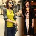 Thời trang - Cardigan dáng dài sẽ chinh phục phái đẹp mùa thu