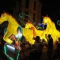 Tin tức - Ảnh: Đèn lồng siêu khủng ở lễ hội Trung thu lớn nhất VN
