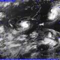 Tin tức - Áp thấp nhiệt đới hoạt động mạnh trên biển Đông