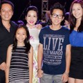 """Làng sao - Mỹ Linh chia sẻ chuyện """"con anh, con tôi, con chúng ta"""""""