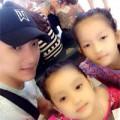 Làng sao - Lộ ảnh con gái đáng yêu của bạn trai Phi Thanh Vân