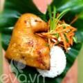 Bếp Eva - Lạ miệng với gà om xì dầu