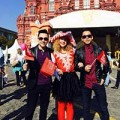 Làng sao - The Men liên tục chạy show ở nước ngoài