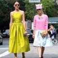Thời trang - Tín đồ thời trang rộn ràng tại New York