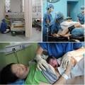 Bà bầu - 'Rõ từng centimet' ca sinh mổ của thai phụ 9x