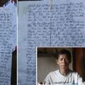 """Tin tức - Bức thư """"bạn tù tri kỷ"""" gửi ngày ông Chấn rời trại giam"""