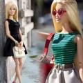 Thời trang - Búp bê Barbie xúng xính váy áo dự tuần lễ thời trang