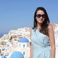 Làm đẹp - Vợ cũ Lam Trường khoe vẻ đẹp U40 ở Hy Lạp