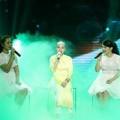 Làm mẹ - Liveshow 4 GHVN: Hồ Hoài Anh đích thân đệm bè cho Huyền Trân