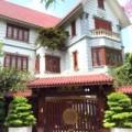 Nhà đẹp - Ngắm cổng sắt trăm triệu của biệt thự nhà giàu Hà Nội