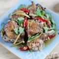 Bếp Eva - Cách nấu gà kho gừng thơm ngon ngày mưa bão