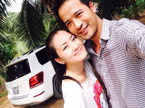 chong sap cuoi khang dinh da chia tay ngoc lan - 2