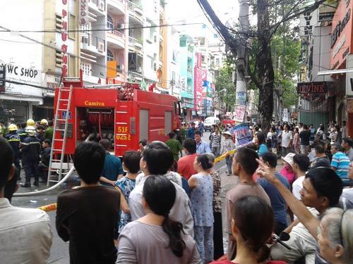 nhung vu chay no tang thuong nhat trong nam 2014 - 5
