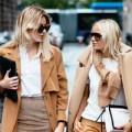 Thời trang - Cảm hứng trái chiều từ 2 tuần lễ New York và London