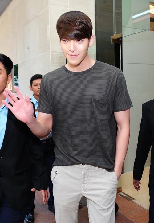 """my nam """"nhung nguoi thua ke"""" gian di ben song ji hyo - 2"""