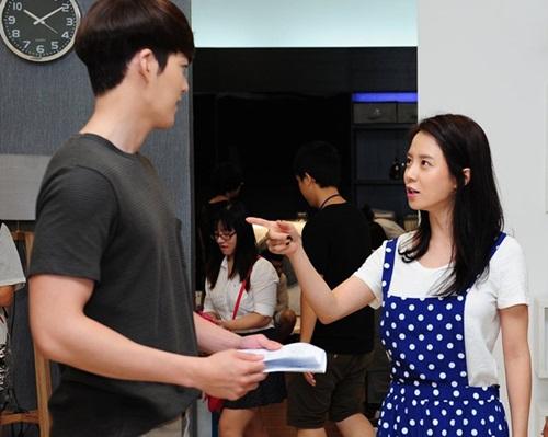 """my nam """"nhung nguoi thua ke"""" gian di ben song ji hyo - 8"""
