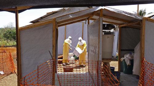 guinea: so ebola, dan noi day danh chet 8 quan chuc - 2