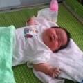 Tin tức - Bé sơ sinh nặng 6,5 kg ở Quảng Nam