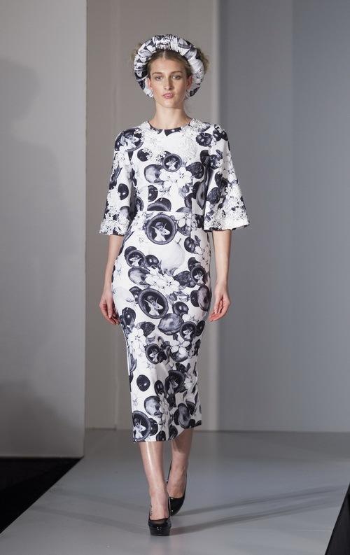 "thoi trang viet toa sang tren san ""london fashion week"" - 1"