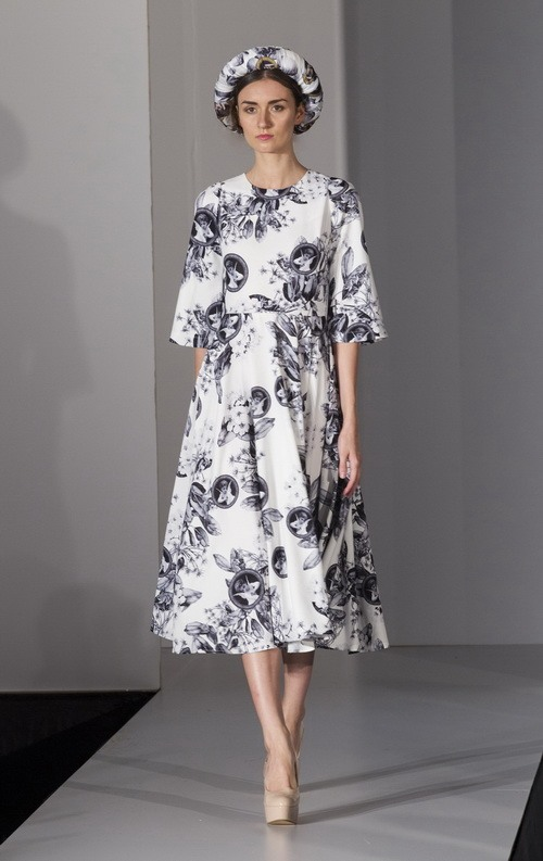 "thoi trang viet toa sang tren san ""london fashion week"" - 3"