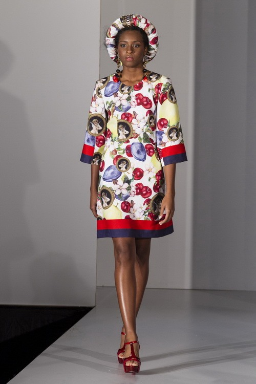 "thoi trang viet toa sang tren san ""london fashion week"" - 6"