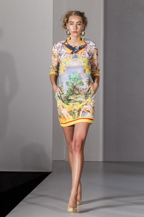 "thoi trang viet toa sang tren san ""london fashion week"" - 11"