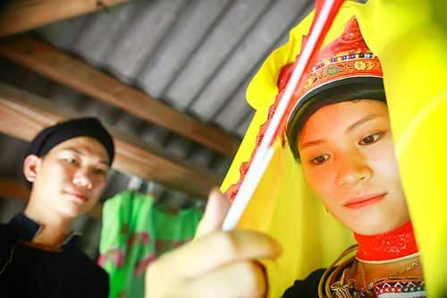 chuyen tinh an tuong cua chang tay va co gai dao - 4