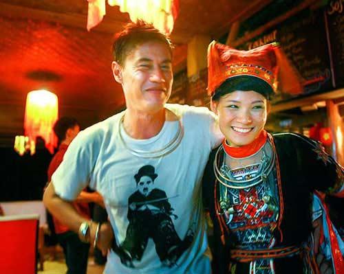 chuyen tinh an tuong cua chang tay va co gai dao - 7