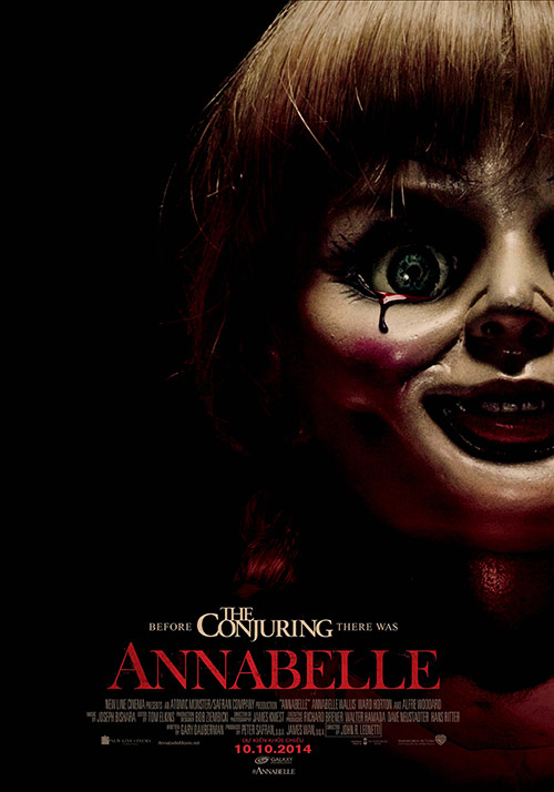 """annabelle"" - sieu pham danh cho halloween 2014 - 1"