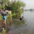 Tin hot - Cứu thiếu nữ tự tử, 2 người đàn ông suýt chết đuối
