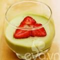 Bếp Eva - Bánh mousse trà xanh thơm mát