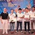 Tin tức - Việt Nam vô địch thiết kế mô hình nhà chống động đất