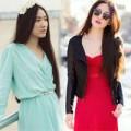 Thời trang - Gặp cô gái trẻ thích tái chế quần áo cũ của bố mẹ